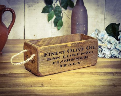 Vintage Box Small, Finest Olive Oil